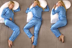 pozicie spanku